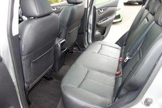 2017 Nissan Qashqai J11 TI Silver 1 Speed Constant Variable Wagon