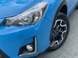 2017 Subaru XV G4X MY17 2.0i Lineartronic AWD Special Edition Blue 6 Speed Constant Variable Wagon