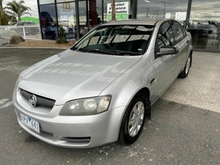 2007 Holden Commodore VE MY08 Omega Silver 4 Speed Automatic Sedan
