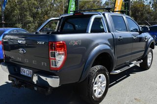 2013 Ford Ranger PX XLT 3.2 (4x4) Grey 6 Speed Manual Double Cab Pick Up
