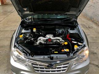 2010 Subaru Impreza G3 MY11 XV AWD Silver 4 Speed Sports Automatic Hatchback