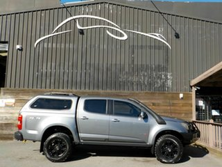 2016 Holden Colorado RG MY17 LS Pickup Crew Cab Grey 6 Speed Sports Automatic Utility.