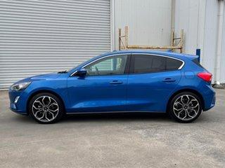 2019 Ford Focus SA 2020.25MY Titanium Blue 8 Speed Automatic Hatchback
