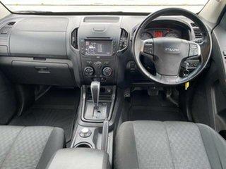 2018 Isuzu D-MAX TF MY17 SX (4x4) White 6 Speed Automatic Crew Cab Chassis