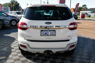 2018 Ford Everest UA 2018.00MY Trend White 6 Speed Sports Automatic SUV.
