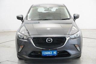 2016 Mazda CX-3 DK4W7A Maxx SKYACTIV-Drive i-ACTIV AWD Grey 6 Speed Sports Automatic Wagon.