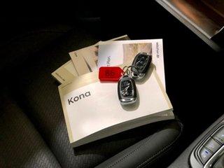 2020 Hyundai Kona Os.v4 MY21 Highlander 2WD Grey 8 Speed Constant Variable Wagon