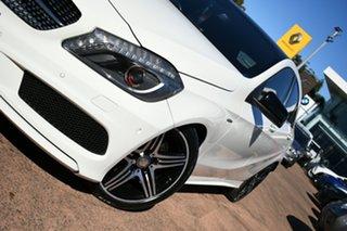 2015 Mercedes-Benz A250 176 MY15 Sport White 7 Speed Automatic Hatchback.