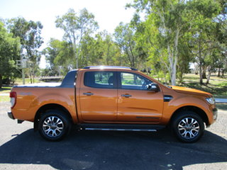 2018 Ford Ranger PX MkII MY17 Update Wildtrak 3.2 (4x4) 6 Speed Automatic Dual Cab Pick-up.