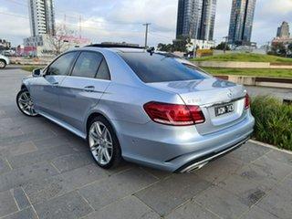 2013 Mercedes-Benz E-Class W212 MY12 E250 CDI BlueEFFICIENCY 7G-Tronic + Avantgarde Silver 7 Speed.