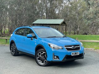 2017 Subaru XV G4X MY17 2.0i Lineartronic AWD Special Edition Blue 6 Speed Constant Variable Wagon.