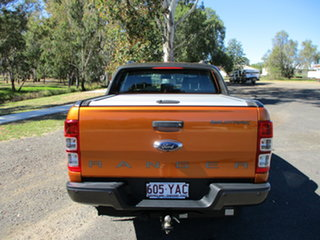 2018 Ford Ranger PX MkII MY17 Update Wildtrak 3.2 (4x4) 6 Speed Automatic Dual Cab Pick-up