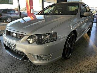 2006 Ford Performance Vehicles F6 Typhoon BF MkII Silver 6 Speed Auto Seq Sportshift Sedan.
