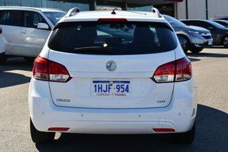 2013 Holden Cruze JH Series II MY14 CDX Sportwagon White 6 Speed Sports Automatic Wagon