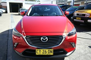 2016 Mazda CX-3 DK S Touring (FWD) Red 6 Speed Automatic Wagon
