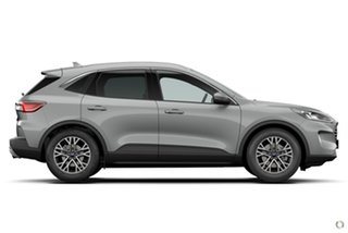 2020 Ford Escape ZH 2021.25MY Silver 8 Speed Sports Automatic SUV.