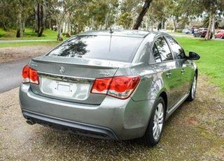 2014 Holden Cruze JH Series II MY14 SRi Grey 6 Speed Sports Automatic Sedan
