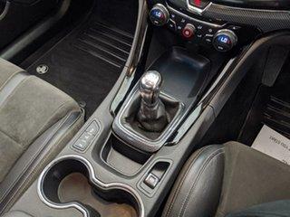 2014 Holden Ute VF MY14 SV6 Ute Red 6 Speed Manual Utility