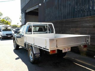 2012 Mazda BT-50 UP0YF1 XT Freestyle 4x2 Hi-Rider Blue 6 Speed Manual Cab Chassis