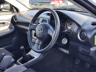 2006 Subaru Impreza S MY06 AWD Silver 5 Speed Manual Hatchback.