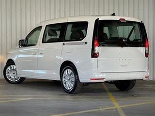 2021 Volkswagen Caddy SK MY21 TDI320 Maxi DSG White 7 Speed Sports Automatic Dual Clutch Wagon.