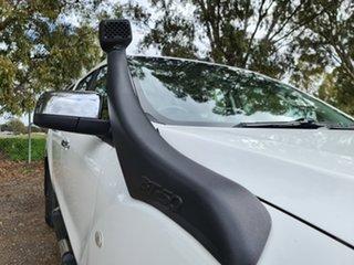 2017 Mazda BT-50 XTR XTR Cool White 6 Speed Automatic Dual Cab