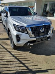 2021 Nissan Navara D23 MY21 ST-X King Cab Brilliant Silver 7 Speed Sports Automatic Utility.