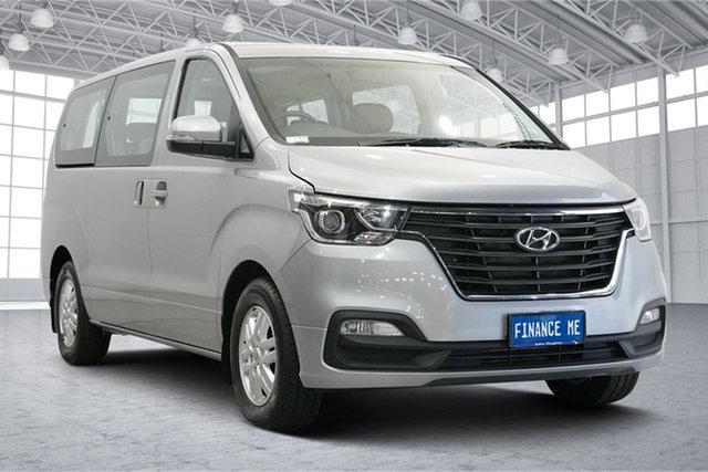 Used Hyundai iMAX TQ3-W Series II MY18 Victoria Park, 2018 Hyundai iMAX TQ3-W Series II MY18 Hyper Metallic 5 Speed Automatic Wagon