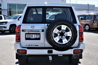 2016 Nissan Patrol Y61 GU 10 N-TEC White 5 Speed Manual Wagon