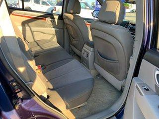 2008 Hyundai Santa Fe CM MY08 Upgrade SX (4x4) Blue 5 Speed Manual Wagon