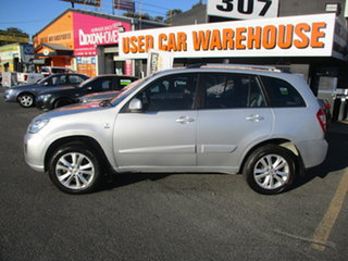 2014 Chery J11 T1X MY14 (FWD) Silver 7 Speed CVT Auto Sequential Wagon.