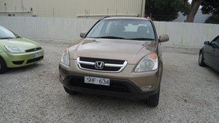 2003 Honda CR-V RD MY2003 Sport 4WD Brown 4 Speed Automatic Wagon