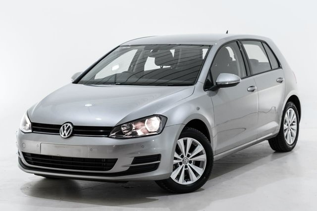 Used Volkswagen Golf VII MY17 92TSI DSG Comfortline Berwick, 2017 Volkswagen Golf VII MY17 92TSI DSG Comfortline Silver 7 Speed Sports Automatic Dual Clutch