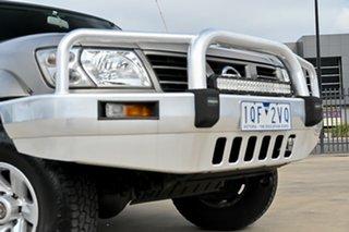 2004 Nissan Patrol GU III MY2003 ST-L Gold 4 Speed Automatic Wagon.