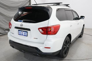 2018 Nissan Pathfinder R52 Series II MY17 ST-L X-tronic 2WD N-SPORT White 1 Speed Constant Variable