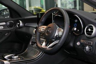 2020 Mercedes-Benz C-Class W205 800+050MY C300 9G-Tronic e White 9 Speed Sports Automatic Sedan.
