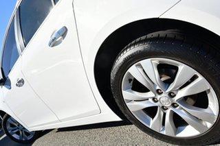 2013 Holden Cruze JH Series II MY14 CDX Sportwagon White 6 Speed Sports Automatic Wagon.