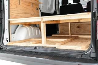 2018 Renault Trafic X82 Trader Life Low Roof SWB White 6 Speed Manual Van