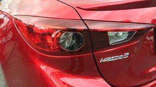 2018 Mazda 3 BN5238 SP25 SKYACTIV-Drive Red 6 Speed Sports Automatic Sedan