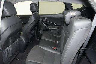 2017 Hyundai Santa Fe DM3 MY17 Highlander Pure White 6 Speed Sports Automatic Wagon
