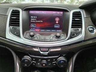 2015 Holden Special Vehicles Senator Gen-F MY15 Signature White 6 Speed Sports Automatic Sedan