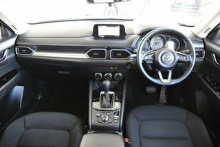 2018 Mazda CX-5 KF2W7A Maxx SKYACTIV-Drive FWD Blue 6 Speed Sports Automatic Wagon.