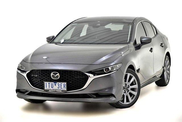 Used Mazda 3 BP2SLA G25 SKYACTIV-Drive GT Pakenham, 2020 Mazda 3 BP2SLA G25 SKYACTIV-Drive GT Grey 6 Speed Sports Automatic Sedan