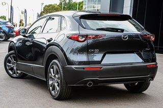 2021 Mazda CX-30 DM4WLA G25 SKYACTIV-Drive i-ACTIV AWD Astina Grey 6 Speed Sports Automatic Wagon