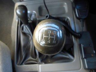2000 Nissan Patrol GU II ST (4x4) White 5 Speed Manual 4x4 Wagon