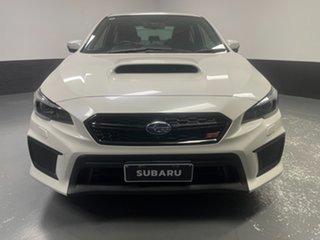 2019 Subaru WRX V1 MY19 AWD White 6 Speed Manual Sedan.