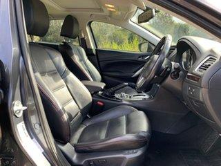 2013 Mazda 6 GJ GT Grey Sports Automatic Sedan