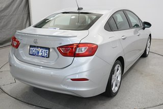 2018 Holden Astra BL MY18 LT Silver 6 Speed Sports Automatic Sedan