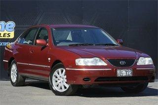 2004 Toyota Avalon MCX10R Mark III VXi Grey 4 Speed Automatic Sedan.