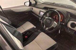 2012 Toyota Yaris NCP131R YRS Graphite 5 speed Manual Hatchback